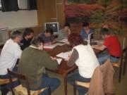 Zasadnutie vedúcich testov