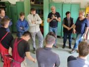 Úvodné stretnutie aktérov projektu